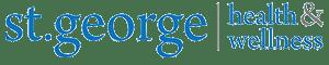 St George Health and Wellness logo.